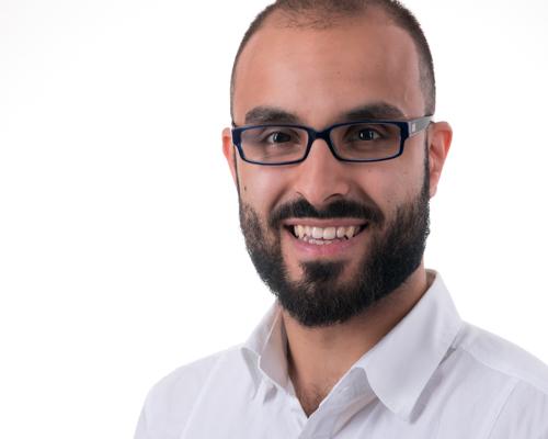 Erkan Takin. Studentische Aushilfskraft
