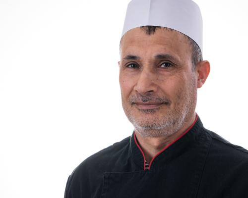 Mohammad Jenid. <br />Koch